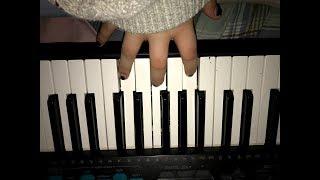MISTER GLASSMAN - SCOTTY SIRE PIANO TUTORIAL