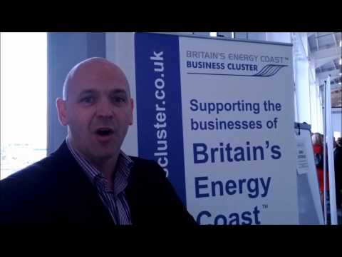 Well wishes from British Energy Coast Business Cluster