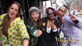 NYC  |  Boozin' In Your Onesie Bar Crawl VOL. 2 - 1.27.18