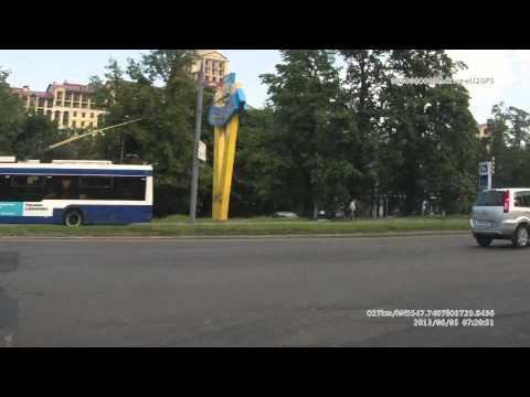 Автомобильный видеорегистратор Blackview U2 GPS