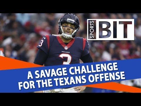 Houston Texans at Baltimore Ravens | Sports BIT | NFL Picks