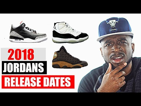 Honest Truth About 2018 Jordan Releases