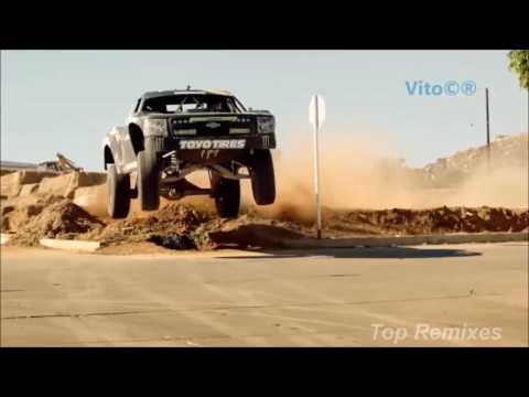 Ken Block Offroad and Awesome House Music DarudeSandstorm