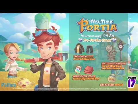 My Time At Portia Trophies Playstationtrophiesorg