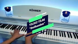 Delikanlım...YILDIZ TİLBE (Piyano cover)Piyano ile çalınan şarkılar Resimi