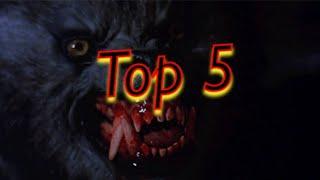 Top 5 Favorite Werewolf Movies