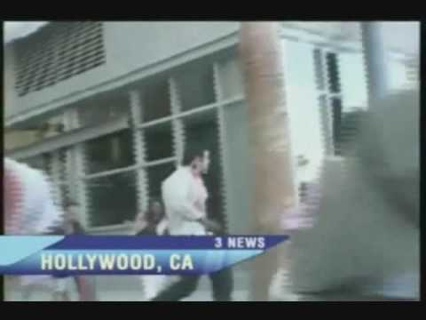 Los Angeles News Report On Zombie Attack