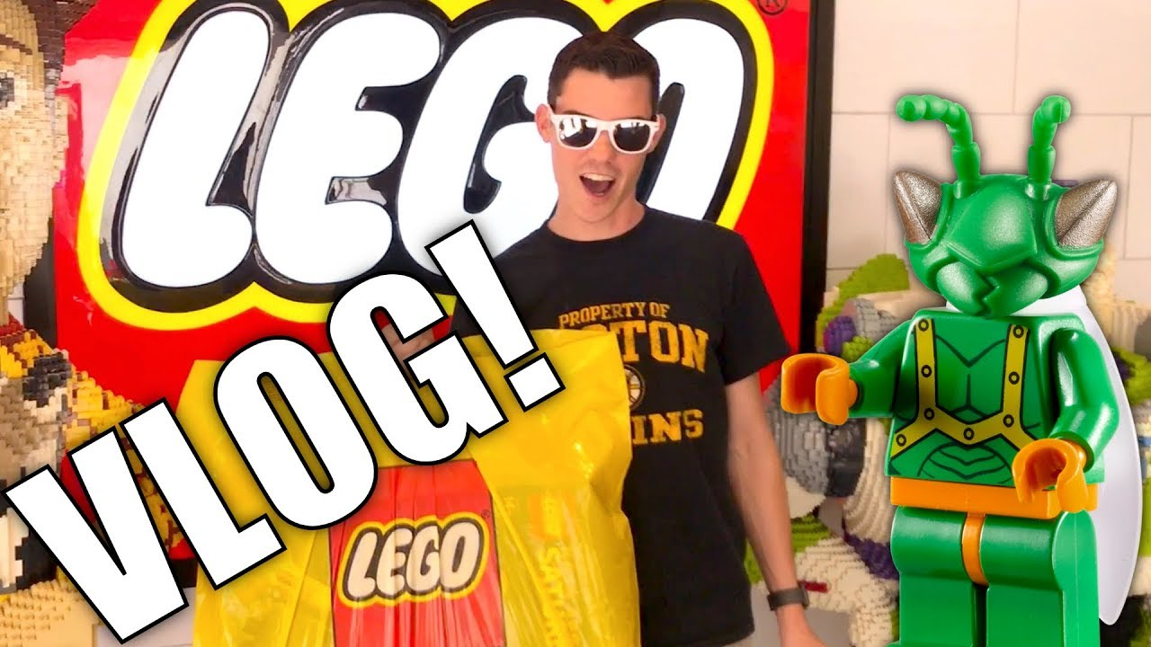 LEGO Store With just2good & CM4SCI! | MandRproductions LEGO Vlog! - LEGO Store With just2good & CM4SCI! | MandRproductions LEGO Vlog!