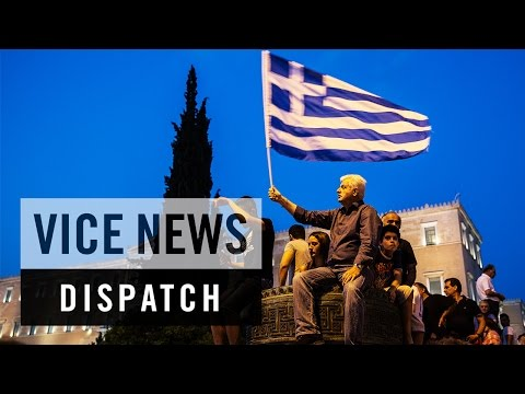 Yes or No? Greece Again on the Brink: Greek Debt Crisis (Dispatch 1)