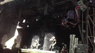 Meshuggah - New Millennium Cyanide Christ (Live at Rockout Fest 2016 Chile)
