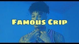 """[FREE] Blueface Type Beat - """"Famous Crip"""" [Prod. TrapSoundBeatz]"""