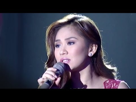 Sarah Geronimo sings Madonna's 'You Must Love Me'