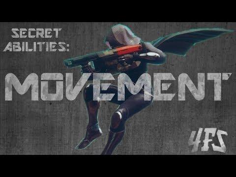 Destiny 2: Breaking Down Hunter Movement