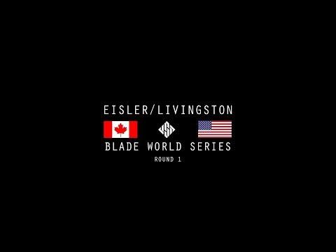 BLADE world series: EISLER vs. LIVINGSTON | USD Skates