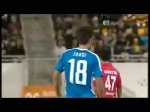 JORGE TARRES PARAMO aka JORDI in AFC CUP 2012-2013