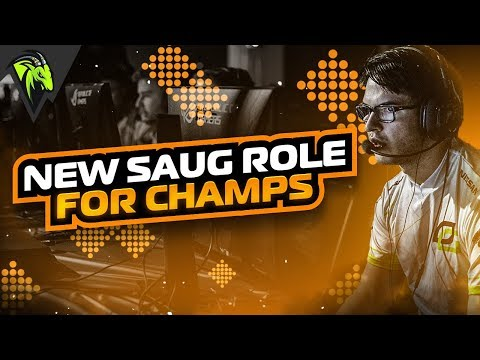 MY NEW SAUG ROLE FOR CHAMPS!! PRO 10s WITH FORMAL! (COD: BO4)