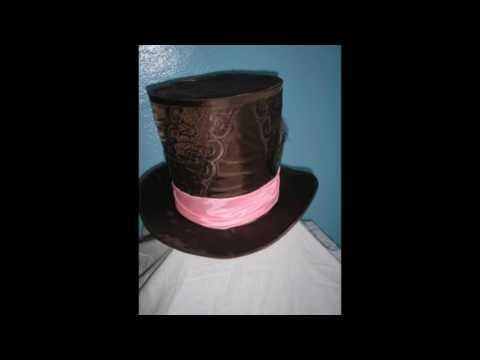 Цилиндр шляпа своими руками