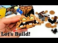 THE LEGO BATMAN MOVIE Clayface Splat Attack 70904 Let s Build