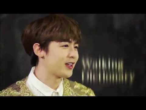 Nichkhun : Taecyeon is walking dictionary