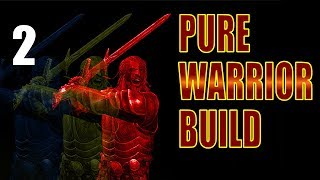 Skyrim Pure Warrior Build Walkthrough HARDCORE SURVIVAL, NO MAGIC Part 2: Some Quick & Dirty Meals