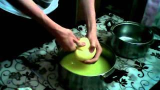 3 литра сока из 2 апельсинов. Домашний рецепт(Ч2.)