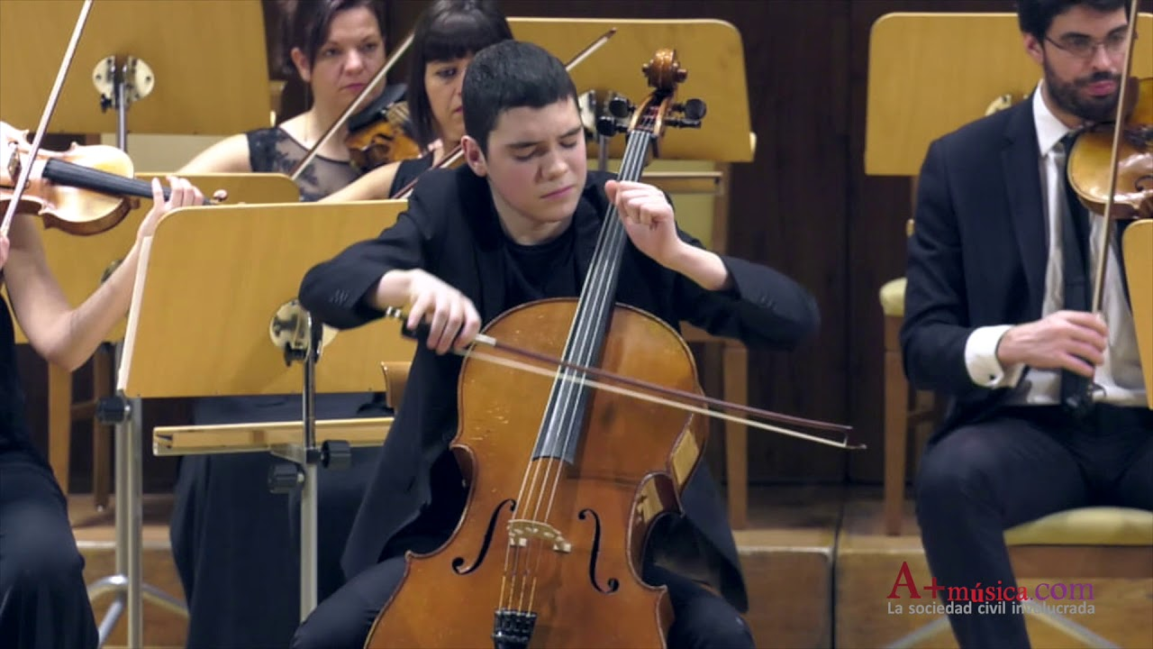 Resultado de imagen de alejandro gomez pareja violonchelo