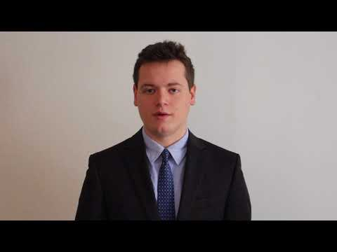 Ethan Frederick Actuarial Science Presidential Speech
