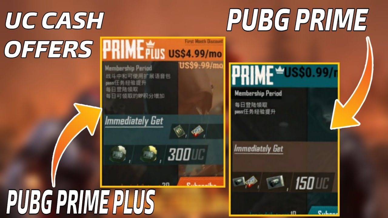 How To Get Pubg Prime And Plus Convert Bp Uc