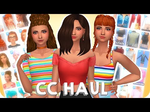 BEST CC FINDS | Sims 4 Custom Content Haul (Maxis Match)
