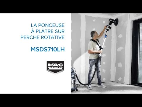 Ponceuse Sur Perche Rotative 710w Mac Allister 686558