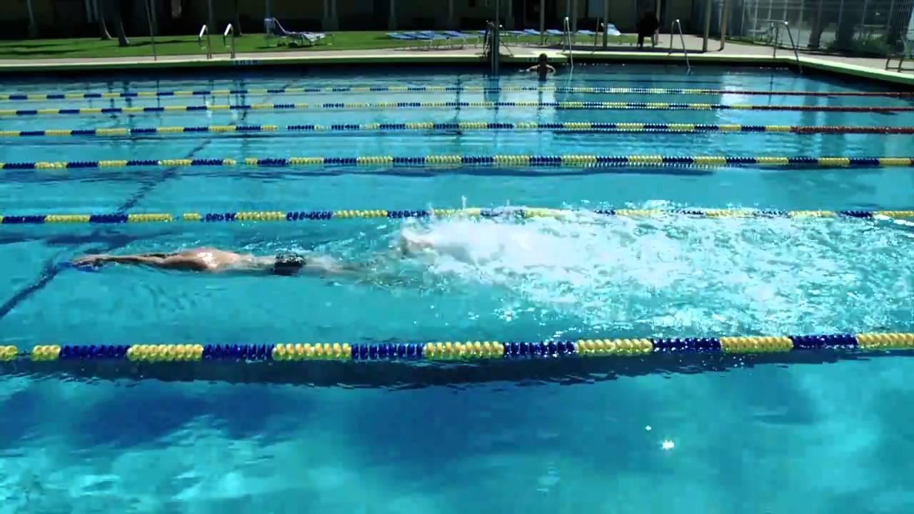 Swimming Training Program - Secret Tip Legs - Inertia