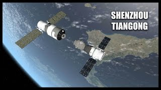Shenzhou Tiangong  - Orbiter Space Flight Simulator 2010