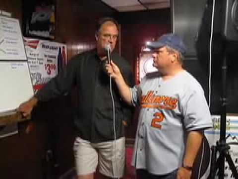 Brian Billick talks about Jim Parker and Jon Ogden on WNST