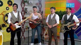 «The Rolls Band»: «Пятый участник группы – наша новая фишка» / УтроLive / НТС