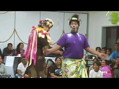Kiribati - Tentau & Riina's Engagement 18Aug2018 - Boys side show
