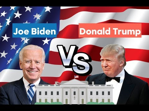 Joe Biden vs Donald Trump   2020 Election Prediction