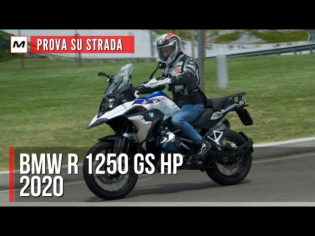 BMW R 1250 GS HP 2020 |  Test ride