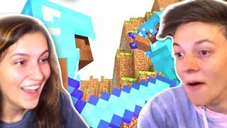 We Play Minecraft Hunger Games