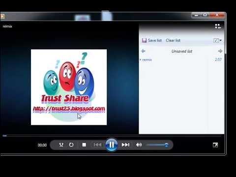 Hướng dẫn add hình vào file nhạc - TrustShareVN