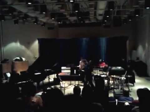 A solo from my recital at the University of North Texas