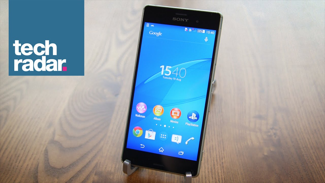 sony xperia z3 everything you need to know youtube
