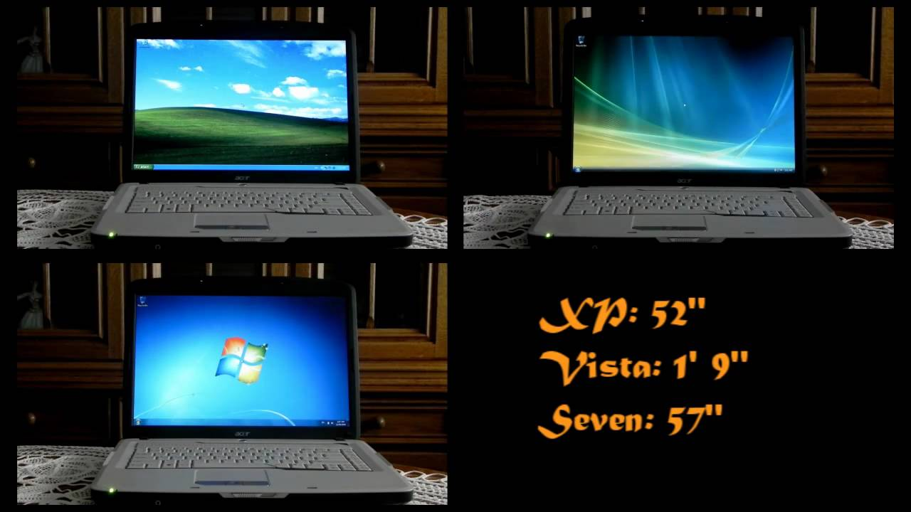 windows xp vs windows 7 Will upgrading your older windows xp pc to windows 7 make it perform better  yesand no we ran a slew of tests and were surprised to find.