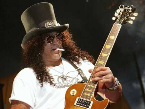 Slash feat Fergie and Cypress Hill  Paradise City High Quality  Audio Only