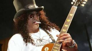 Slash feat. Fergie and Cypress Hill - Paradise City (High Quality - Audio Only)