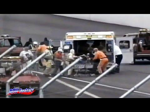 Scott Brayton Fatal Crash 1996 Indy 500