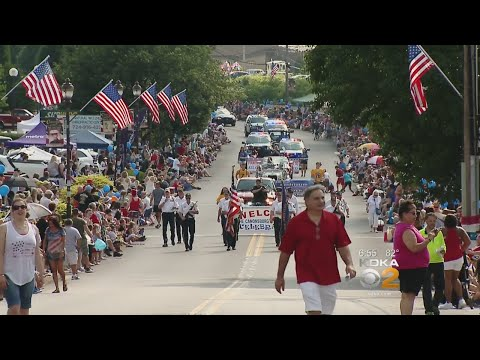 Canonsburg Celebrates 55th Annual Fourth Of July Parade In Style