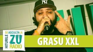 Grasu XXL - Nimeni de nicaieri (Live la Radio ZU)