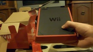 Wii Mini Unboxing + Review - The Most Unnecessary Console Ever?