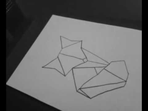 Draw Me A Fox