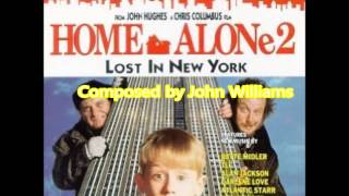 27 End Title Home Alone 2 - Lost In New York, original soundtrack.